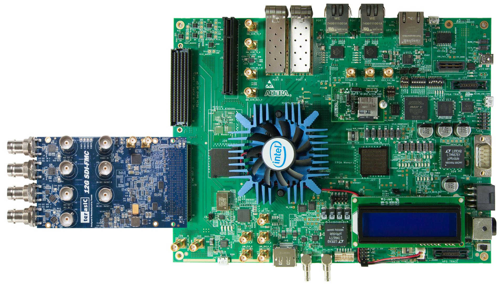 virtex2 fpga电路板