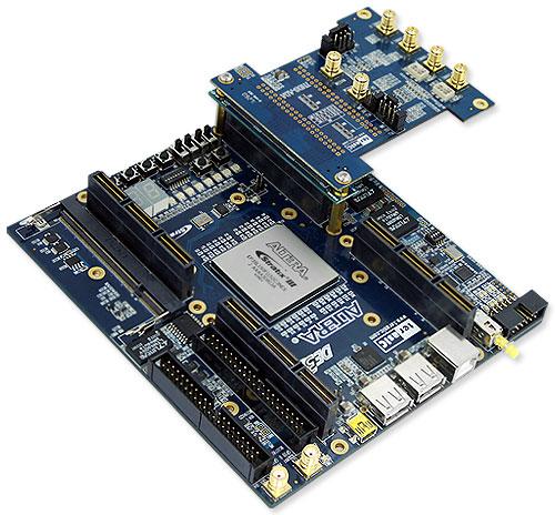ad/da模块 子卡thdb-ada高速数据采集