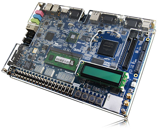 DE2i-150 FPGA Development Kit
