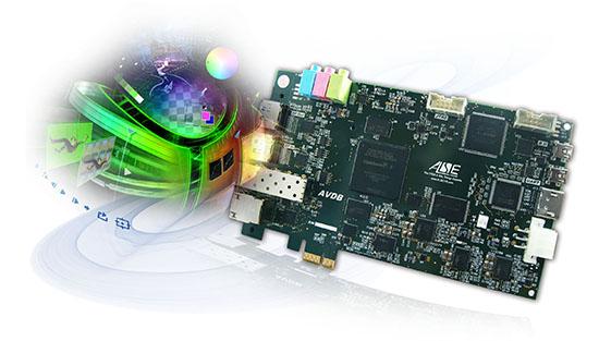 友晶创新发表最新cyclone v gt fpga高阶影像开发平台